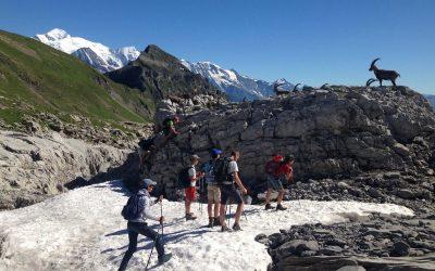 Camp montagne garçons 16-18 ans