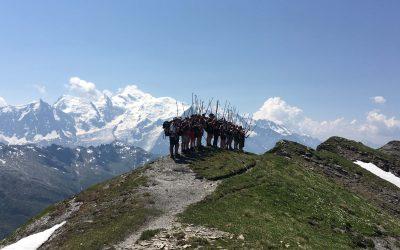 Montagne Août garçons 16-18